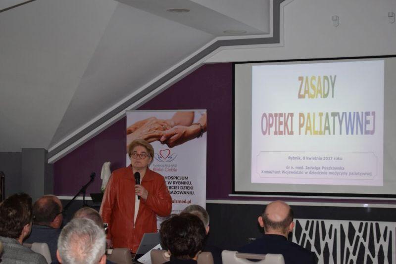 I Konferencja medyczna Fundacji Puls-Med BLISKO CIEBIE 06-04-2017