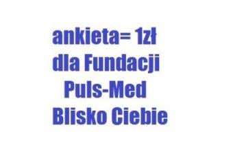 Wypełnij ankietę i wspomóż budowę Hospicjum Stacjonarnego w Rybniku!